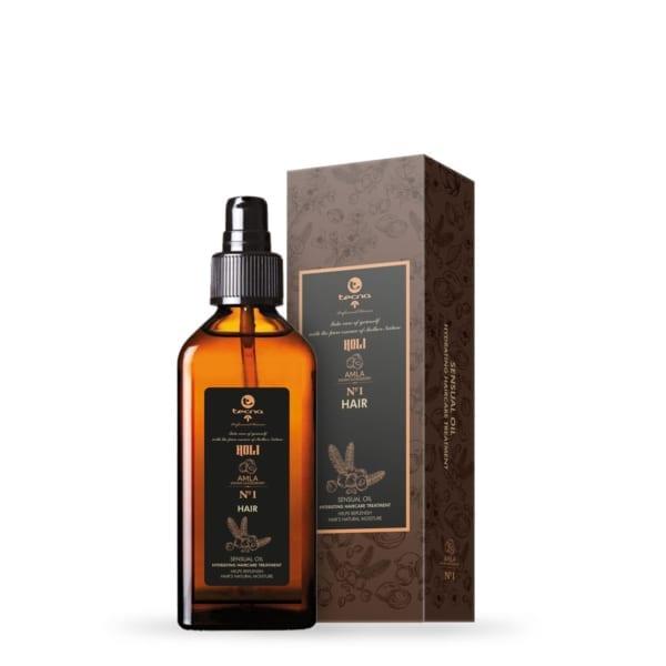 Sensual Holi di Tecna, olio per capelli all'amla