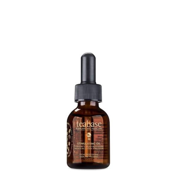Stimulating Oil teabase per rinforzare i capelli e stimolare la crescita dei capelli