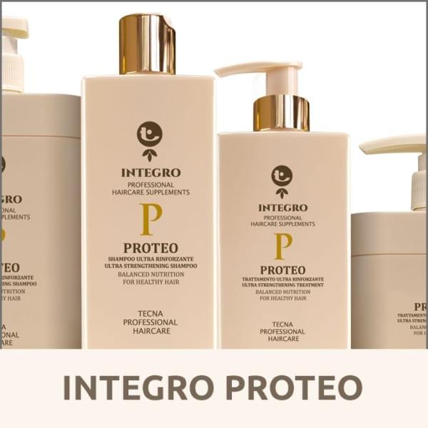 integro proteo di tecna per rinforzare i capelli