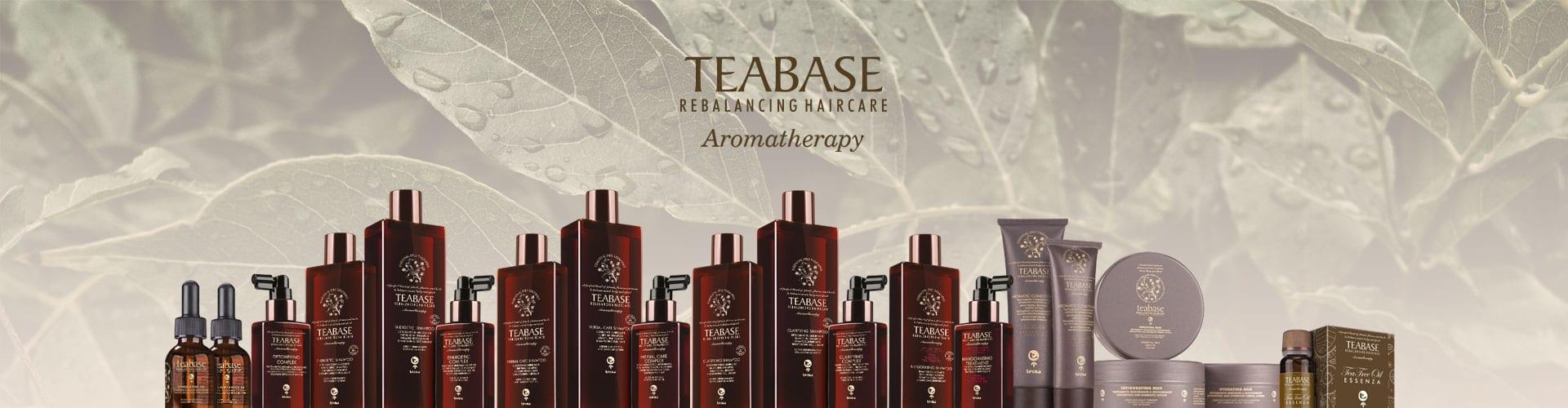 linea Teabase di Tecna a base di Tea Tree Oil