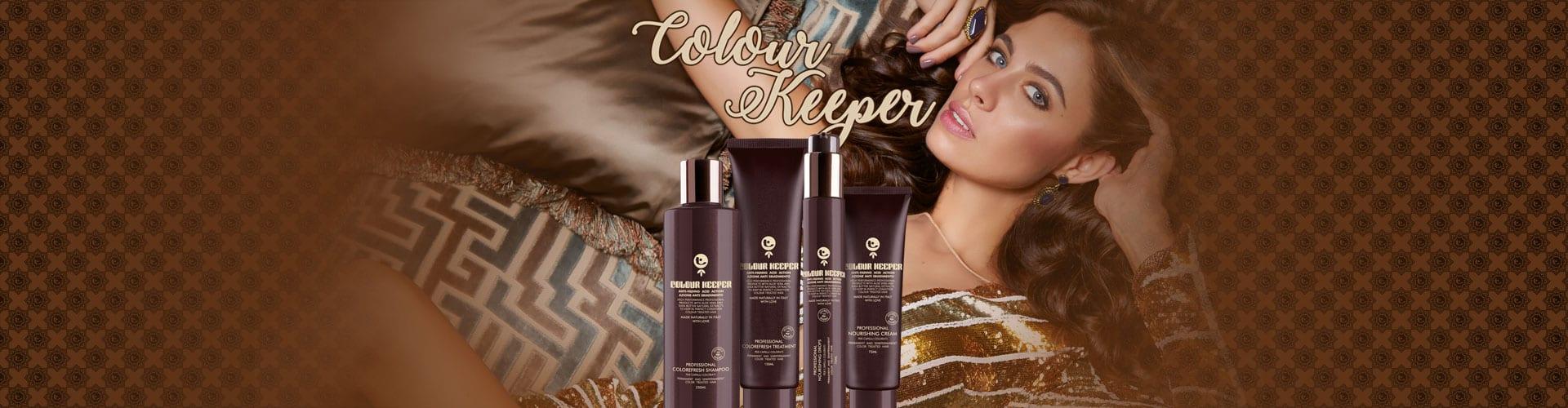colour keeper di Tecna per mantenere il colore dei capelli