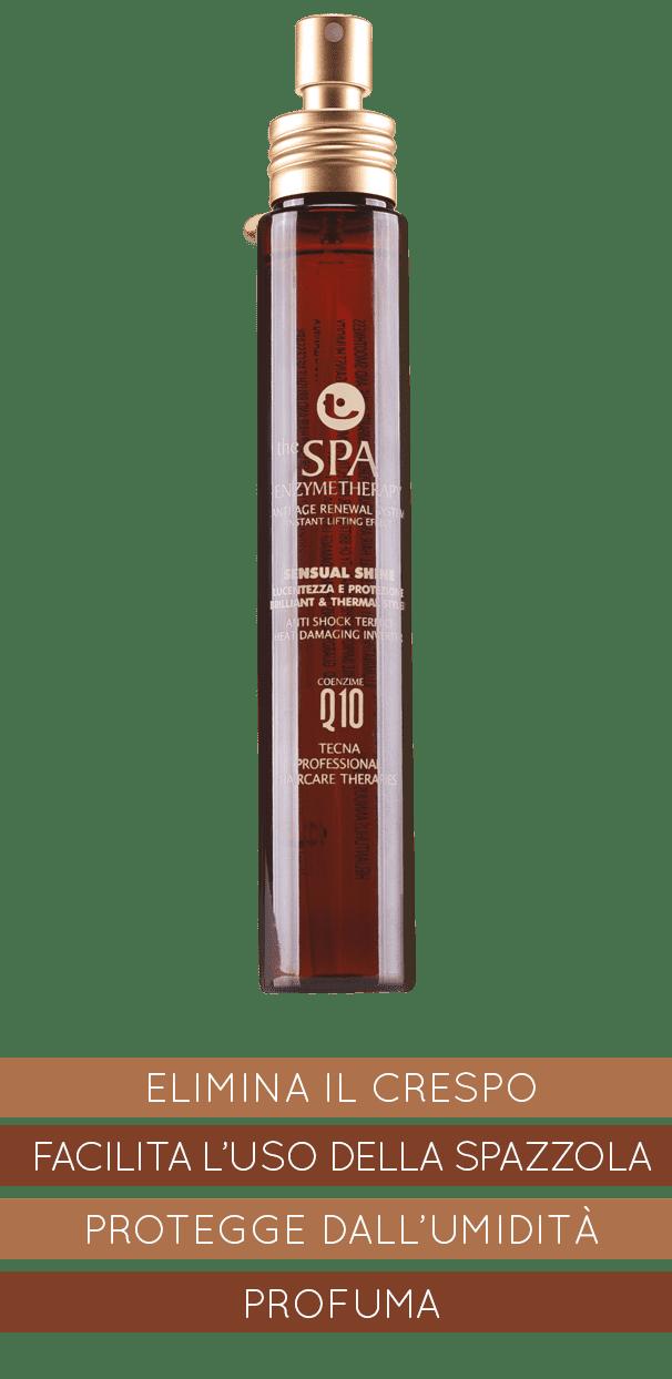 Sensual Shine - Spray illuminante per lo styling Tecna