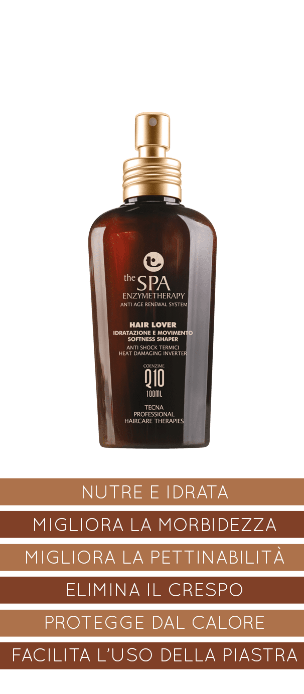 Hair Lover - Crema Spray per lo styling Tecna