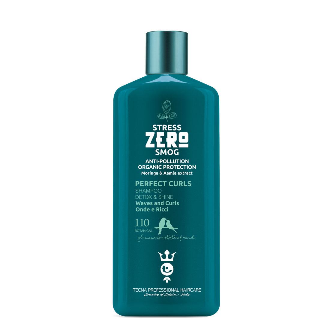Shampoo elasticizzante per capelli ricci - Zero Perfect Curls